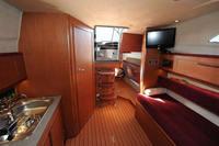 """Test naszego jachtu w magazynie """"Jachting Motorowy"""""""